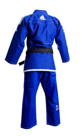 Adidas Brazilian/Jiu-Jitsu Gi Blauw maat 160