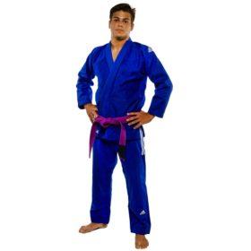 Adidas BJJ Champion IBJJF Blauw maat A0