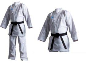 Adidas Karatepak K190SK in maat 160