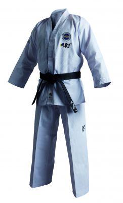 Adidas Taekwondopak Dobok Student ITF Approved maat 130