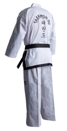Adidas Taekwondopak Dobok Instructor ITF Approved maat 160