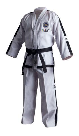 Adidas Taekwondopak Dobok Master ITF Approved maat 170
