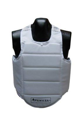 Arawaza bodyprotector WKF maat XS