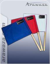 Arawaza Hoekvlaggen Blauw