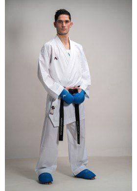 Arawaza Karate Mitts Rood maat XS
