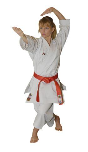 Arawaza Karatepak Amber Evolution WKF maat 150