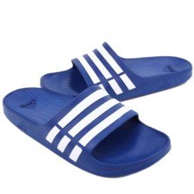 adidas Duramo Slipper blauw-6.0