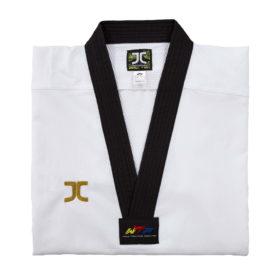 JCalicu Taekwondopak Vortex Fighter II WTF maat 150