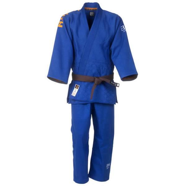 Nihon Judopak Gi Blauw maat 130