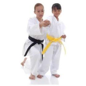 Nihon Karatepak Wit maat 100