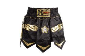Nihon Muay Thai broek Black Star maat s
