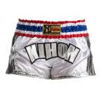 Nihon Muay Thai broek White Diamond maat S