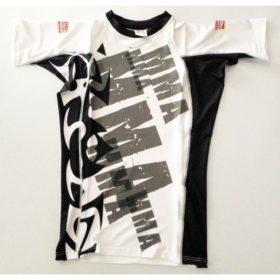 Nihon Rashguard Grey maat XS