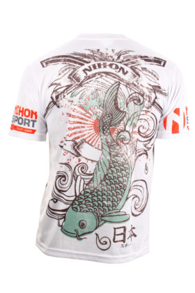 Nihon Sportshirt Samurai maat XS