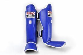 Yokkao Thai Scheenwreefbeschermer Blauw maat M