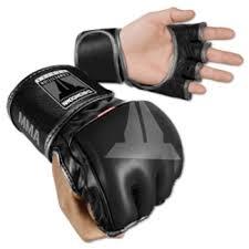 Throwdown Competition MMA Glove maat M