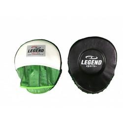 Legend Ultra Speed Pads Zwart