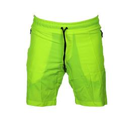Trendy Casual korte broek neon groen