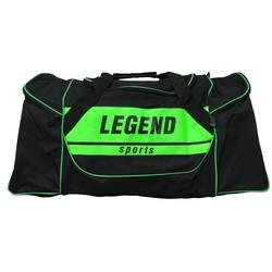 Legend Sporttas 3 vakken neon groen