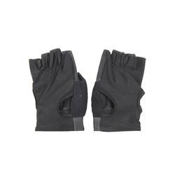Fitness handschoenen Easy Drifit zwart