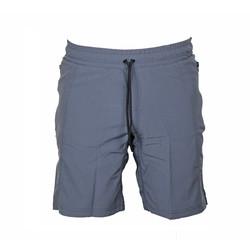 Trendy Casual korte broek mat grijs