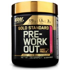 Optimum Nutrition Pre-workout Gold Fruit Punch