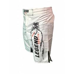 Legend DRYFIT MMA/Sport Broekje wit