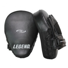 Legend Pro Speed Focus Mitts zwart