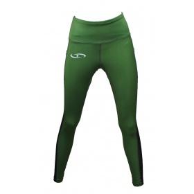 Sportlegging dames Legend Army Green
