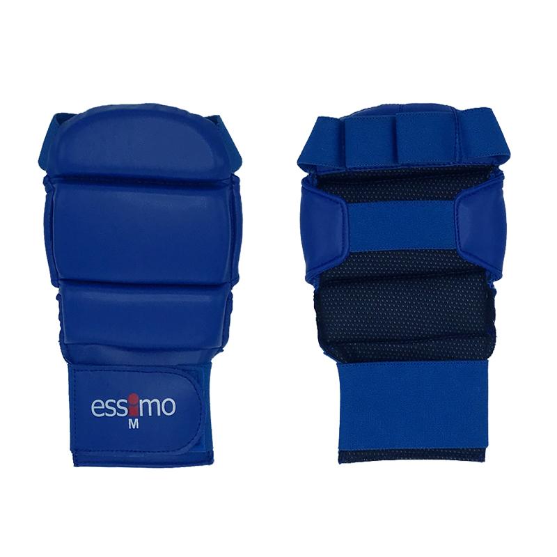 Essimo Jiu Jitsu Handbeschermers - Blauw