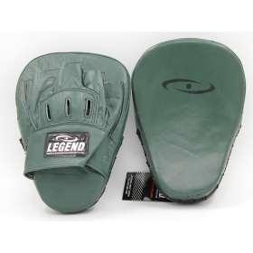 Stootkussen Pro Speed Focus Mitts Army Green