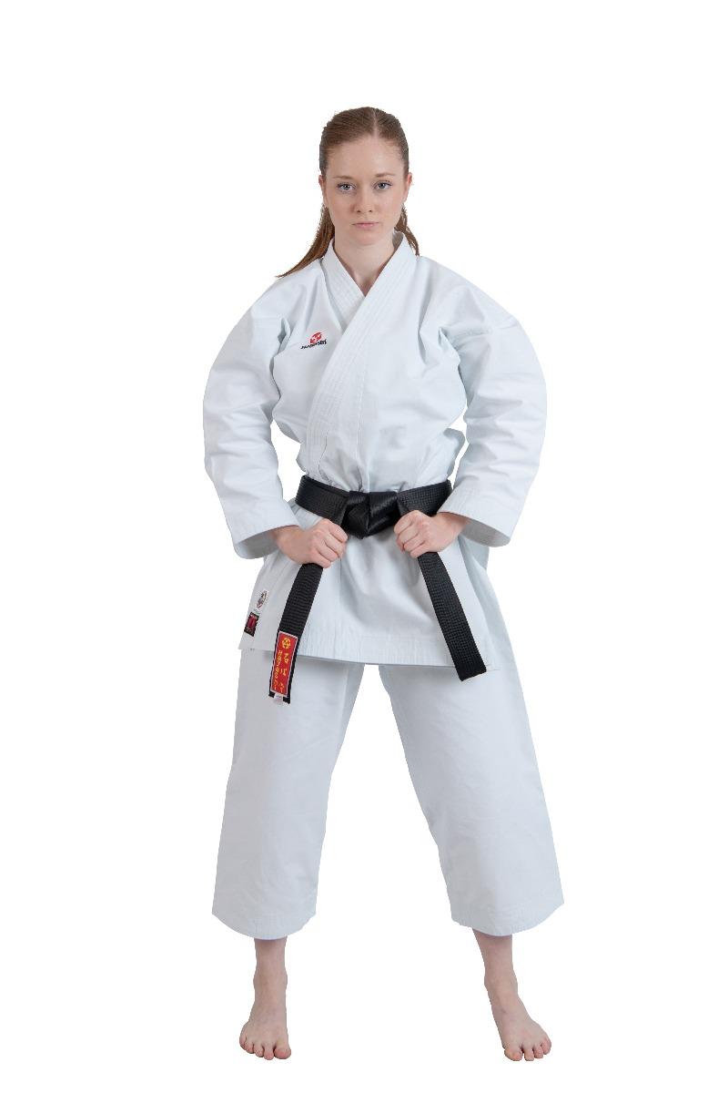 """Hayashi Karatepak """"Katamori"""" (WKF approved) Wit"""