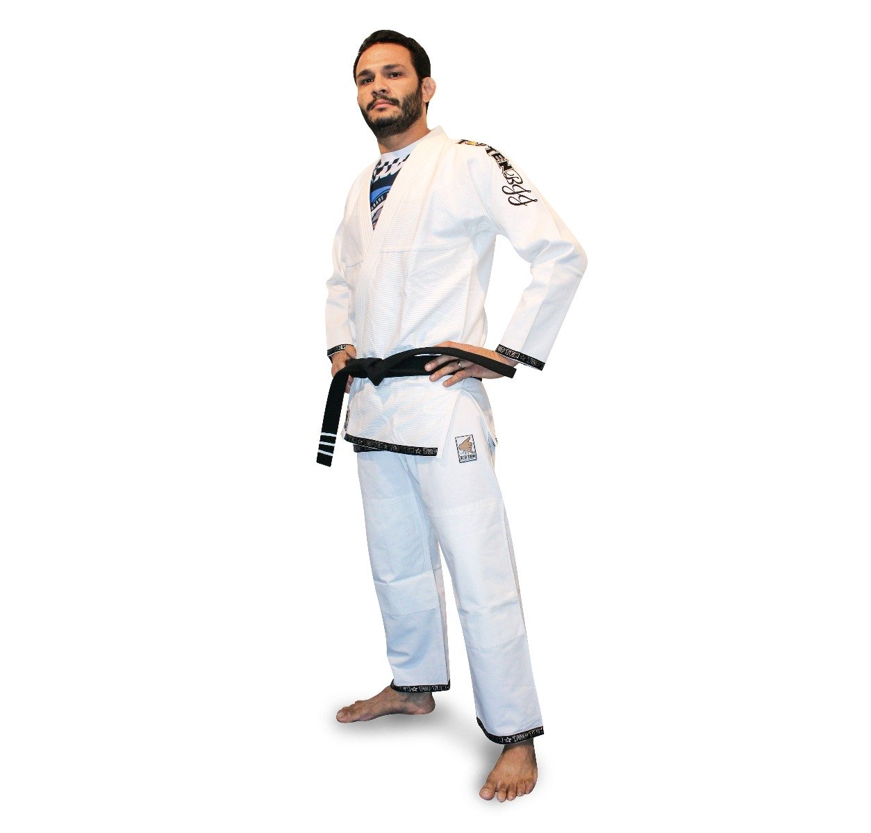 """Brazilian Jiu Jitsu (BJJ) Gi """"EASY"""" Wit"""