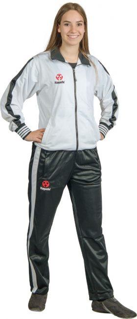 Hayashi Trainingspak Zwart - Wit