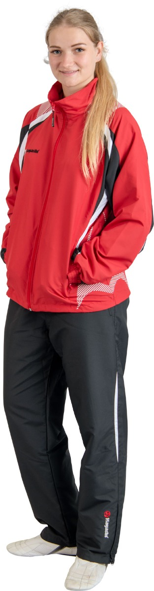 Hayashi Trainingspak (Rood / Zwart)