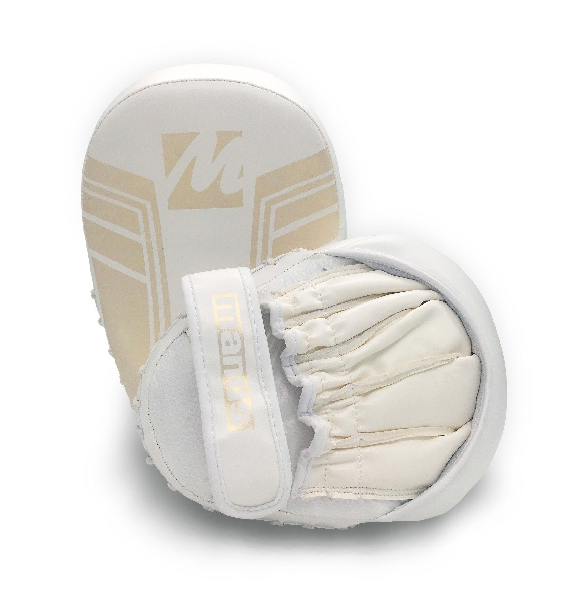 "Focus Mitts ""Pearl wit"" Wit"