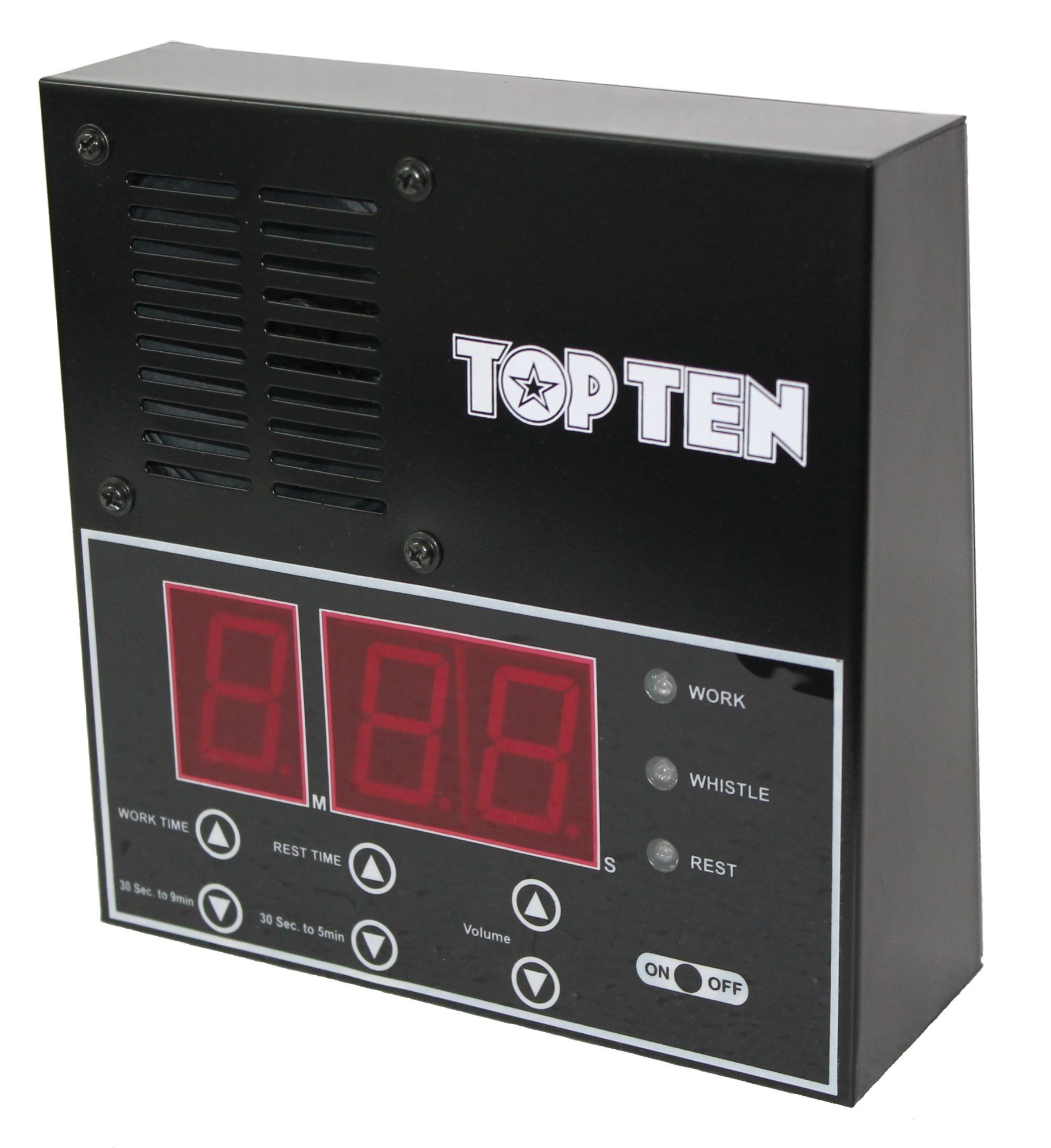 TOP TEN Sporttimer digital