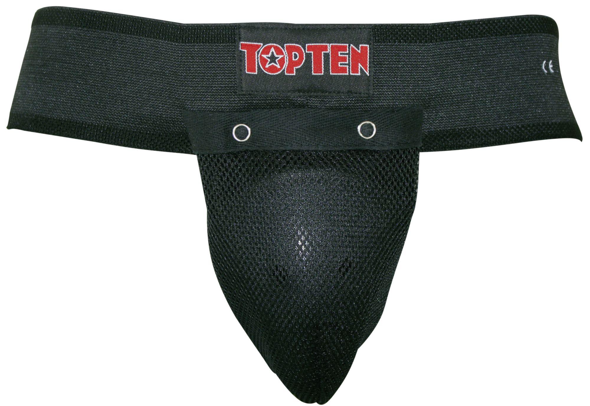 TOP TEN Kruisbeschermer Zwart