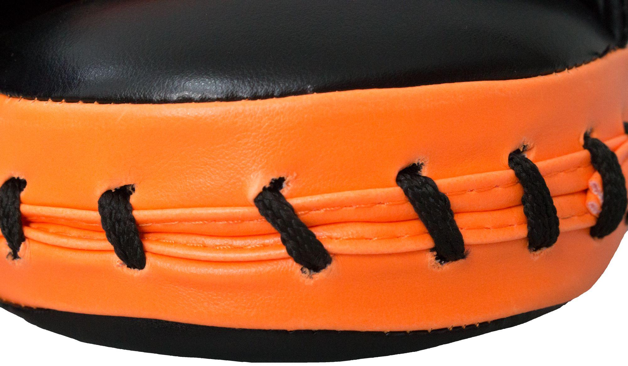 Hayashi Focus Mitt Zwart - Oranje