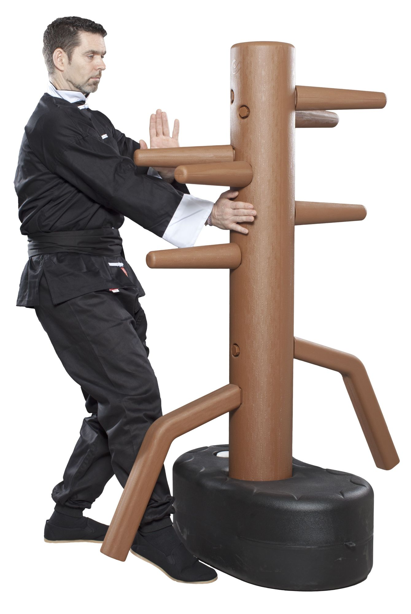 Hayashi Vrijstaande Wing Chun Dummy