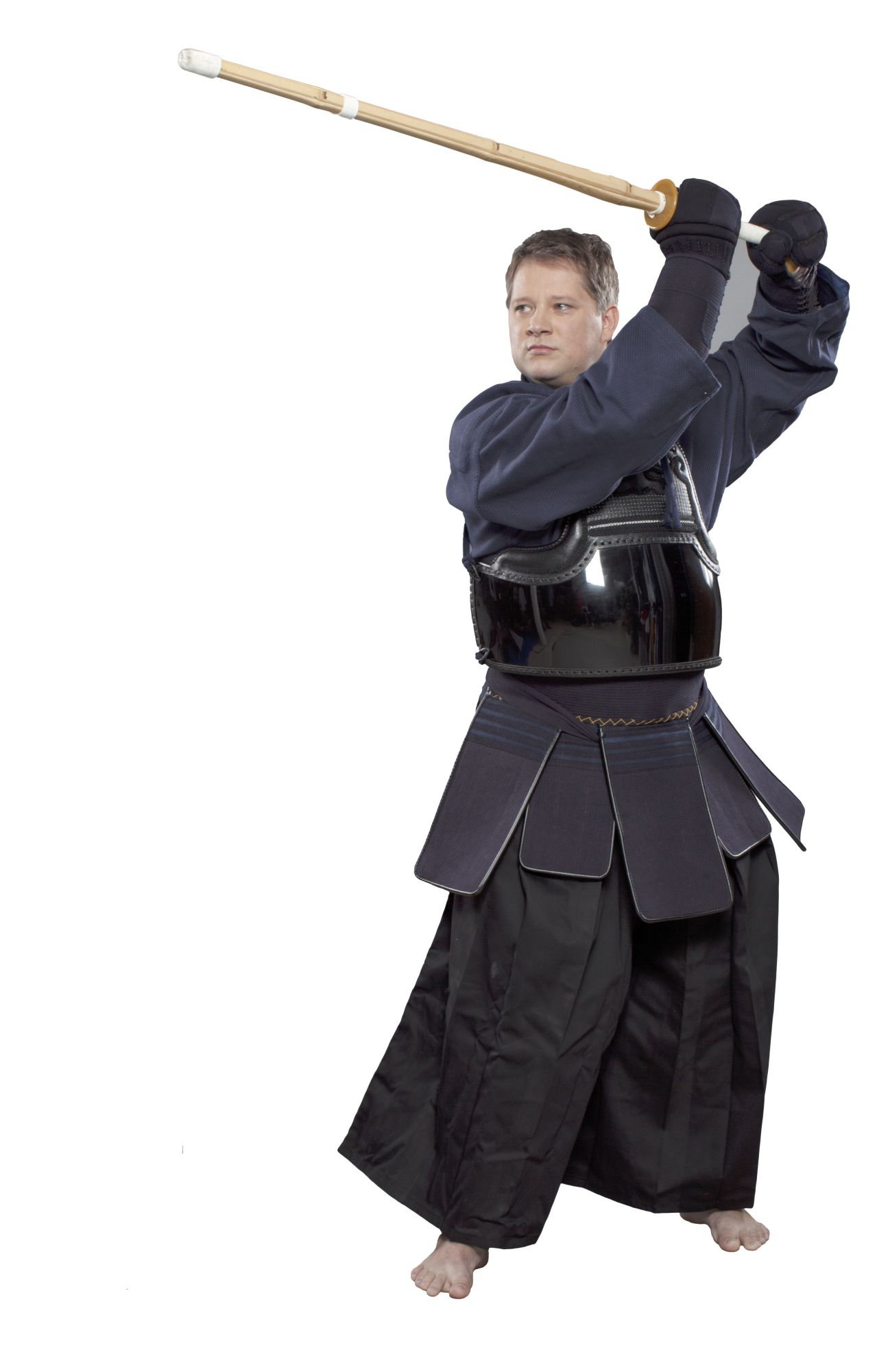 Hayashi Hakama voor Aikido / Kendo (Zwart)