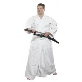 Hayashi HAKAMA voor Kendo / Aikido (Wit)