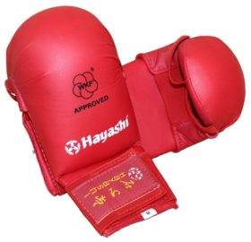 "Karate handschoenen ""TSUKI"" (WKF approved) Rood"