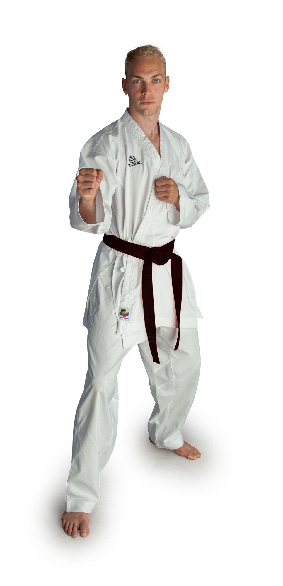 "Karatepak ""Champion Flexz"" (WKF approved) Wit"