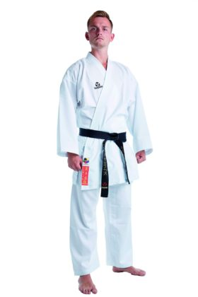 "Hayashi Karatepak ""KUMITE"" (WKF approved) Wit"