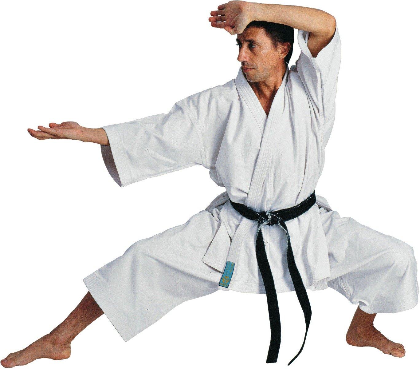 "Karatepak ""Legend"" Wit"