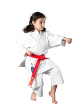 "Hayashi Karatepak ""Reikon"" (WKF Approved) Wit"