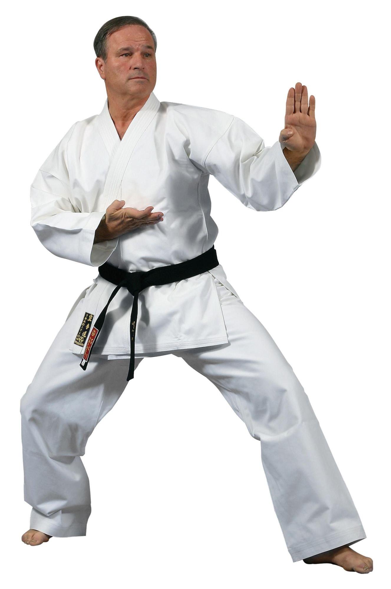"""Karatepak """"TRADITION"""" Wit"""