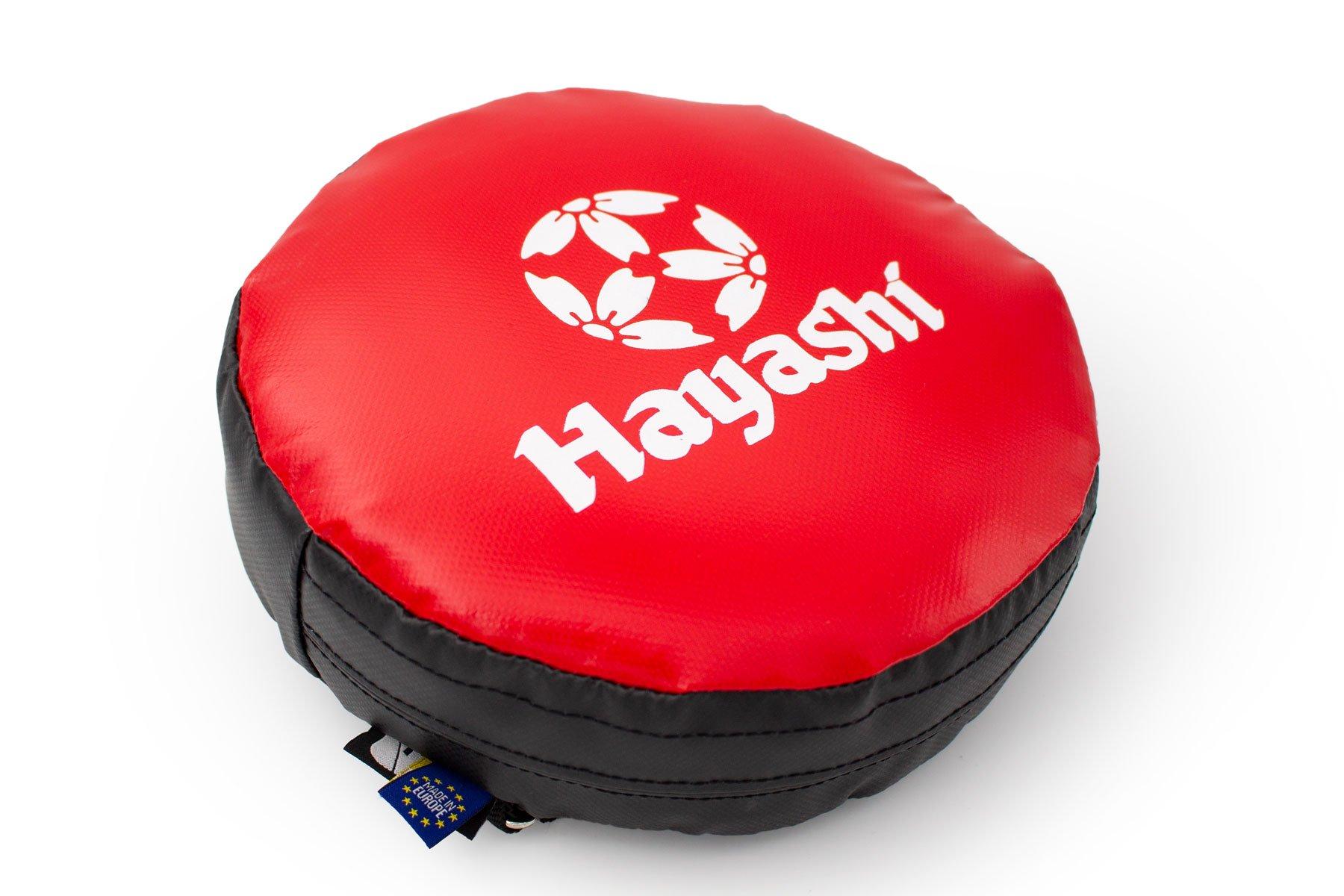 "Hayashi Trapkussen ""Mini Target"" Rood - Zwart"