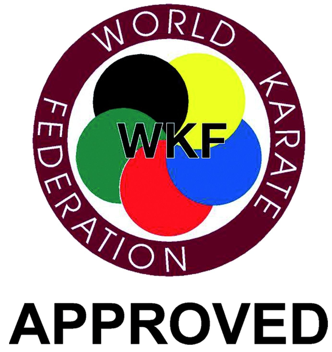 Hayashi Karate voetbeschermers (WKF approved) Rood